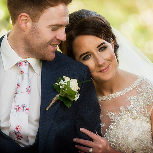 Stacey & Conor Bayne